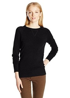 French Connection Women's Bambi Solid Raglan Sweater