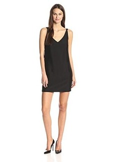 French Connection Women's Crystal Crepe Shift Dress