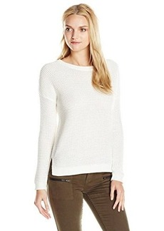 French Connection Women's Dinka Knits Sweater, Summer White, X-Small