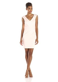 French Connection Women's Electric Plains Cotton Dress, Anemone, 2