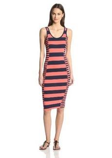 French Connection Women's Fun Stripe Dress