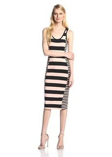 French Connection Women's Fun Stripe Dress