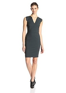 French Connection Women's Lolo Stretch Classics Dress