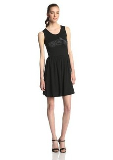 French Connection Women's Martha Motorcycle Dress