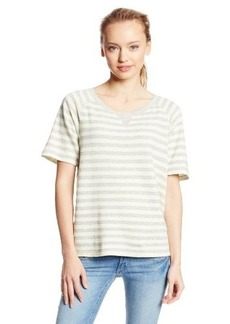 French Connection Women's Short Sleeve Ditton Top