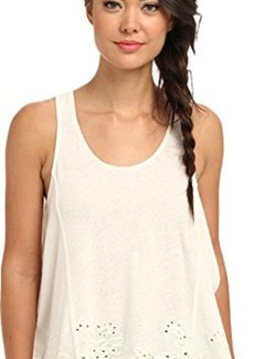 French Connection Women's Sophie Drape Top, Brule, X-Small