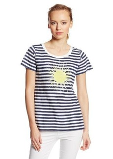 French Connection Women's Sun Stripe Tee