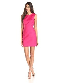 French Connection Women's Super Stretch Dress, Passion Pink, 6