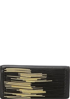 French Connection Yvette Clutch, Black, One Size