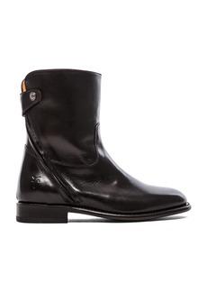 Frye Abigail Zip Short Boot