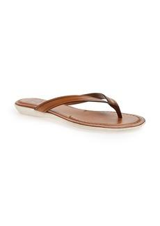 Frye 'Amelia' Leather Thong Sandal