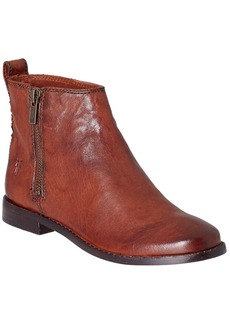 Frye Anna Outside Zip Shootie