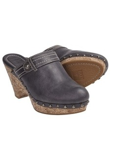 Frye Audra Button Clogs - Leather (For Women)
