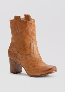 Frye Boots - Carson Mid Heel