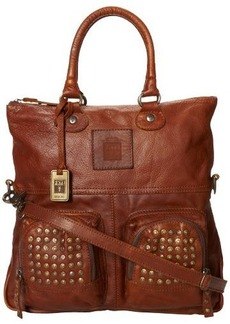 FRYE Brooke Fold Over Cross-Body Handbag