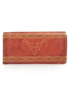 Frye 'Campus - Stitch' Leather Wallet