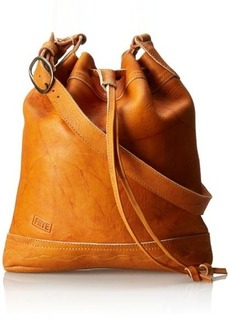 FRYE Campus Drawstring Cross-Body Handbag