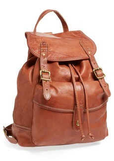 Frye 'Campus' Leather Backpack