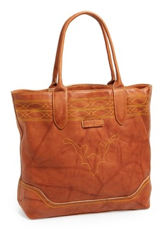Frye 'Campus Stitch' Leather Tote