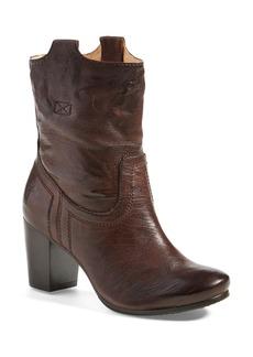 Frye 'Carson' Mid Heel Tab Short Boot (Women)