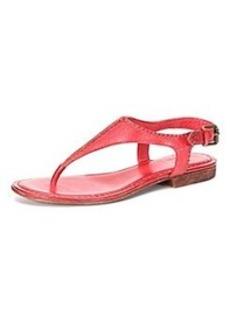 "Frye® ""Carson Seam"" T-Strap Sandals"