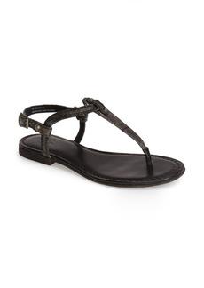 Frye 'Carson' T-Strap Sandal