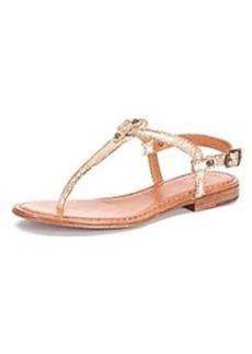 "Frye® ""Carson"" T-Strap Sandals"