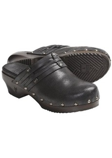 Frye Clara Stud Clogs - Leather, Open-Back (For Women)