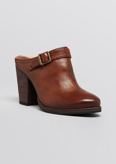 Frye Clogs - Patty High Heel