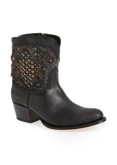 Frye 'Deborah Deco' Short Western Boot (Women)