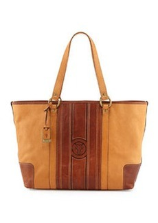 Frye Jane Leather Tote Bag, Tan