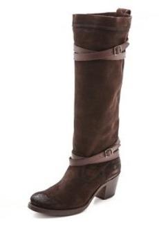 Frye Jane Strappy Boots