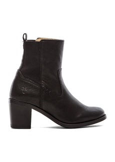 Frye Janis Gore Short Boot
