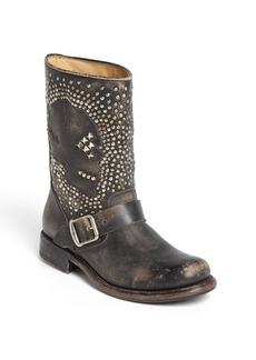 Frye 'Jenna Skull Stud' Short Boot