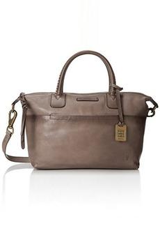 FRYE Jenny Satchel Top Handle Handbag