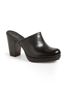 Frye 'Jessica' Leather Platform Clog (Women)