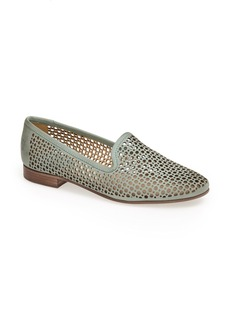 Frye 'Jillian' Perforated Flat