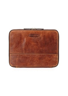 Frye Logan Leather Tablet Organizer