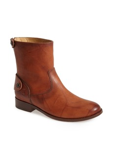 Frye 'Melissa Button' Zip Short Boot (Women)