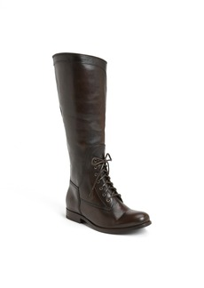 Frye 'Melissa' Lace-Up Riding Boot