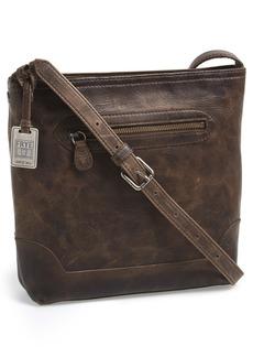 Frye 'Melissa' Washed Leather Crossbody Bag