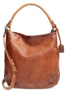 Frye 'Melissa' Washed Leather Hobo