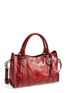 Frye 'Melissa' Washed Leather Satchel