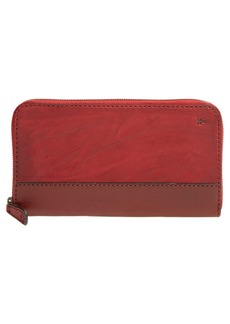 Frye 'Michelle - Travel' Leather Wallet