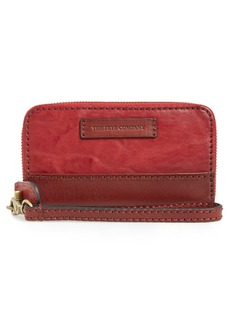 Frye 'Michelle' Leather Smartphone Wallet