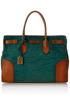 FRYE Michelle Work Laptop Handbag