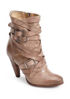 Frye 'Mikaela' Belted Short Boot (Women)