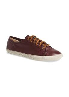 Frye 'Mindy' Low Top Leather Sneaker (Women)
