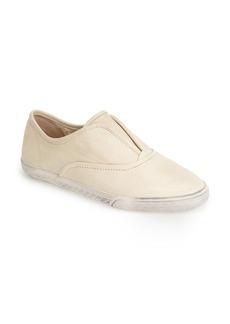 Frye 'Mindy' Slip-On Leather Sneaker (Women)