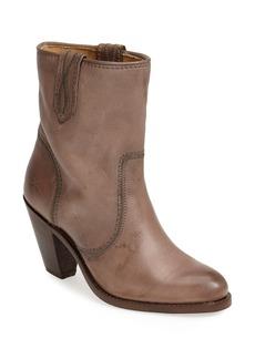 Frye 'Mustang Stitch' Short Boot (Women)